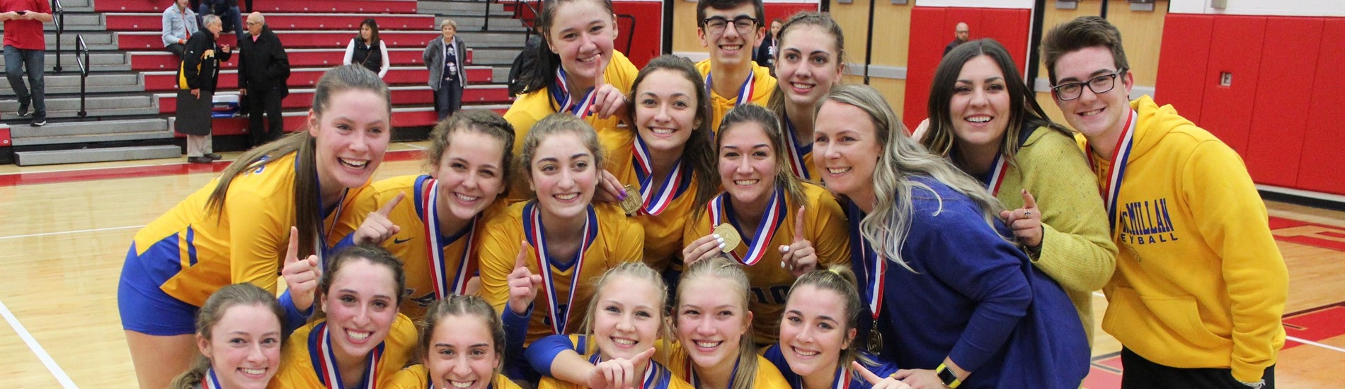 2019 WPIAL Champions - Girls Volleyball